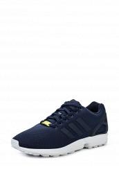 Купить Кроссовки ZX FLUX adidas Originals синий AD093AMLWO23