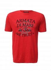 Купить Футболка Armata di Mare красный AR515EMKHI76
