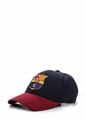 Купить Бейсболка FC Barcelona Atributika & Club™ синий AT006CUSIR41