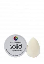 Купить Комплект спонж и мыло для очистки beautyblender Beautyblender pure и мыло для очистки Solid Blendercleanser 30 мл белый BE066LWLN450 Соединенные Штаты