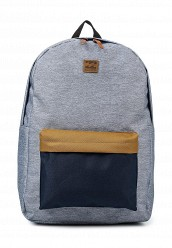 Купить Рюкзак ALL DAY PACK Billabong серый BI009BMSDG41 Китай