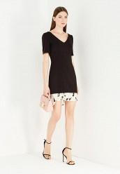 Купить Платье Boutique Moschino черный BO036EWUFP30
