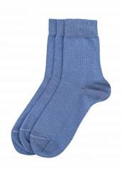Купить Комплект носков 3 пары Брестские синий BR034FMQAG38 Беларусь
