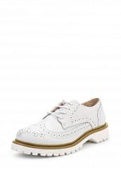 Купить Ботинки Bronx белый BR336AWPVE30 Португалия