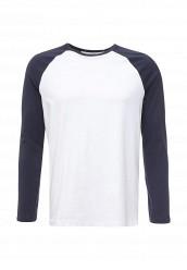 Купить Лонгслив Burton Menswear London белый BU014EMWFN68 Бангладеш