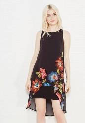 Купить Платье Desigual черный DE002EWULC49