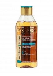 """Купить Шампунь Dessange для волос """"Extreme 3 масла"""" экстремальное восстановление для сильно поврежденных волос 250 мл DE021LWFKF50 Франция"""