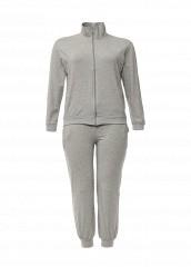 Купить Костюм спортивный Donmiao серый DO016EWNJS25