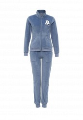 Купить Костюм спортивный Donmiao синий DO016EWNOZ21