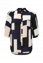 Купить Блуза Dorothy Perkins Curve мультиколор DO029EWPUN29