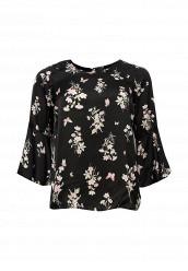 Купить Блуза Dorothy Perkins Curve черный DO029EWSIN31