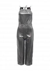 Купить Комбинезон Edge Street серебряный ED008EWNOR79 Великобритания