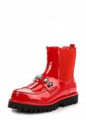 Купить Ботинки Elsi красный EL026AWLDU51 Китай