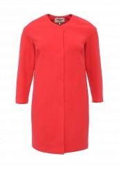 Купить Пальто Electrastyle красный EL038EWQVR45 Беларусь