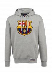 Купить Худи FC Barcelona Atributika & Club™ серый FC001EMASB32