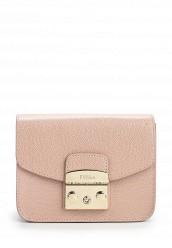 Купить Сумка Furla METROPOLIS розовый FU003BWOXX60 Италия