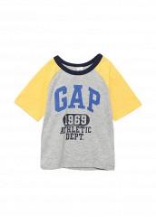 Купить Футболка Gap серый GA020EBPBE38 Индонезия
