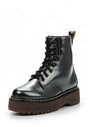Купить Ботинки Ideal Shoes серый ID005AWFXW39 Китай