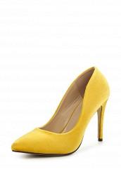 Купить Туфли Ideal Shoes желтый ID005AWPSL59 Китай