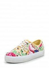 Купить Кеды Ideal Shoes мультиколор ID005AWPSL64 Китай