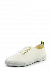Купить Кеды Ideal Shoes белый ID005AWRWQ50 Китай