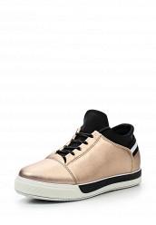 Купить Кеды Ideal Shoes золотой ID005AWRWQ65 Китай