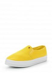 Купить Слипоны Ideal Shoes желтый ID005AWSBF03 Китай