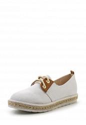 Купить Кеды Ideal Shoes белый ID005AWSBF41 Китай