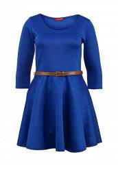Купить Платье Influence синий IN009EWDEW53