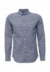 Купить Рубашка Jack & Jones синий JA391EMQMX95