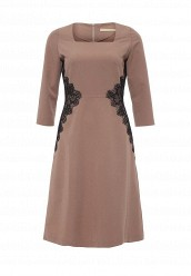 Купить Платье Levall бежевый LE035EWRHE84
