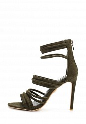 Босоножки LOST INKRALLY PADDED STRAP HEELED SANDAL