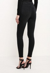 Джинсы LOST INKHIGH WAIST JEGGING IN WASHED BLACK
