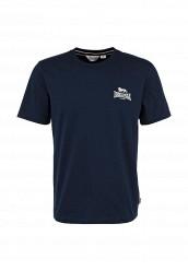 Купить Футболка Lonsdale синий LO789EMARK46