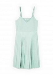 Купить Платье - SOLEIL Mango мятный MA002EWSFZ08