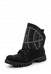Купить Ботинки Martin Pescatore черный MA108AWKZP58