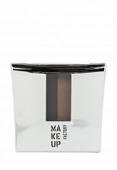 Купить Тени-пудра для бровей с трафаретом Eye Brow Powder тон 1 интенсивный коричневый Make Up Factory MA120LWHDR48