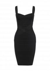 Купить Платье Manosque черный MA157EWRKQ43 Китай