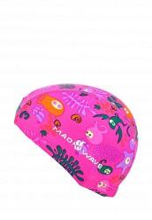 Купить Шапочка для плавания MadWave розовый MA991DGIWH91