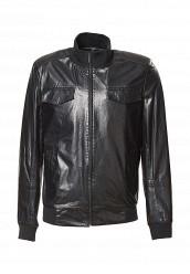 Купить Куртка кожаная Grafinia черный MP002XM0N6HQ