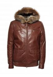 Купить Куртка кожаная Grafinia коричневый MP002XM0SXIT