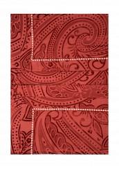 Купить Комплект постельного белья Евро Asabella красный MP002XU0017A