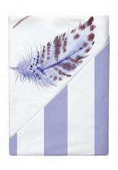 Купить Комплект постельного белья Семейный Verossa фиолетовый MP002XU00XKE