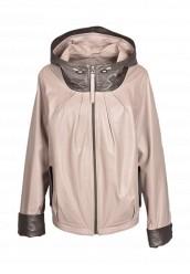 Купить Куртка кожаная Grafinia бежевый MP002XW00LG8
