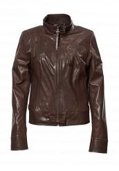 Купить Куртка кожаная Grafinia коричневый MP002XW0FO6F