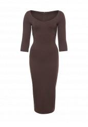 Купить Платье Olga Skazkina коричневый MP002XW0JBXZ