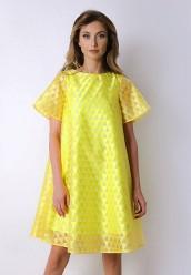 Купить Платье Olga Skazkina желтый MP002XW1A8Q1