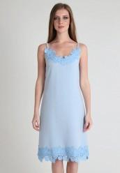 Купить Платье Верона Tailor Che голубой MP002XW1A92H Россия