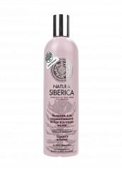 Купить Бальзам для окрашенных и поврежденных волос Защита блеск, 400 мл Natura Siberica NA026LWLQC39