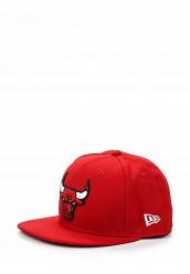 Купить Бейсболка New Era NBA TEAM 59FIFTY красный NE001CUQGJ35 Китай